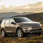 Land Rover Discovery 2016 фото 11