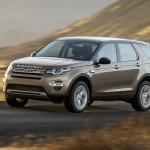 Land Rover Discovery 2016 фото 15