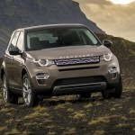 Land Rover Discovery 2016 фото 16