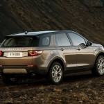 Land Rover Discovery 2016 фото 2