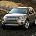 Land Rover Discovery 2016 фото 5