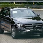 Mercedes GLC 2016 фото 5