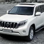 Toyota Land Cruiser Prado 150 2016 фото 1