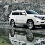 Toyota Land Cruiser Prado 150 2016 фото 4