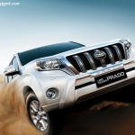 Toyota Land Cruiser Prado 150 2016 фото 8