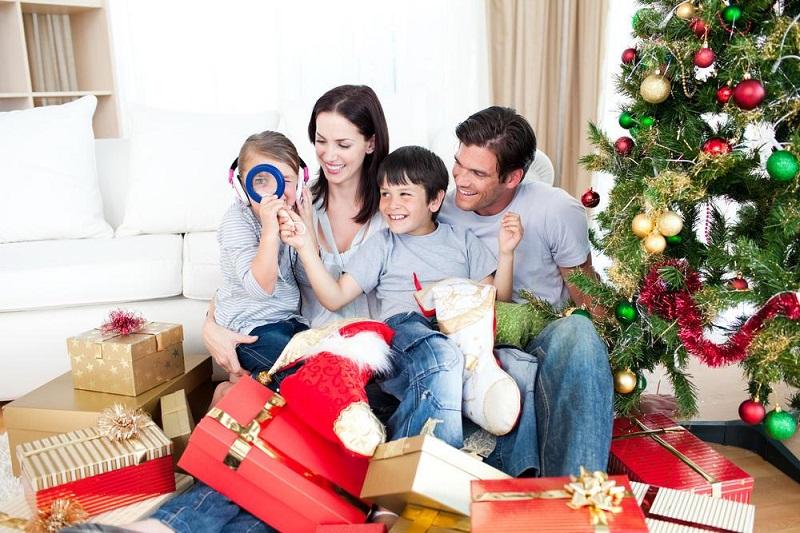 Что подарить родителям на Новый год 2016