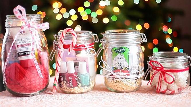 Подарки из конфет на новый год 2017 своими руками