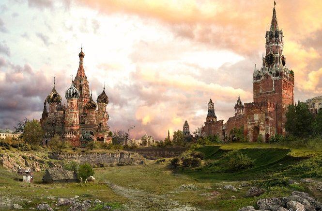 Руины будущего