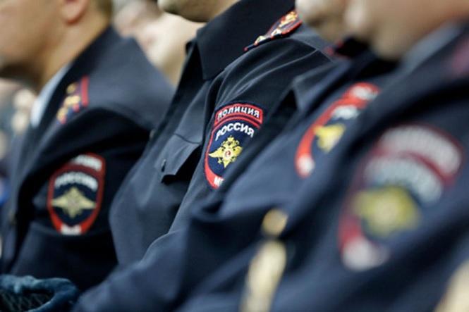 Шевроны полиции россии