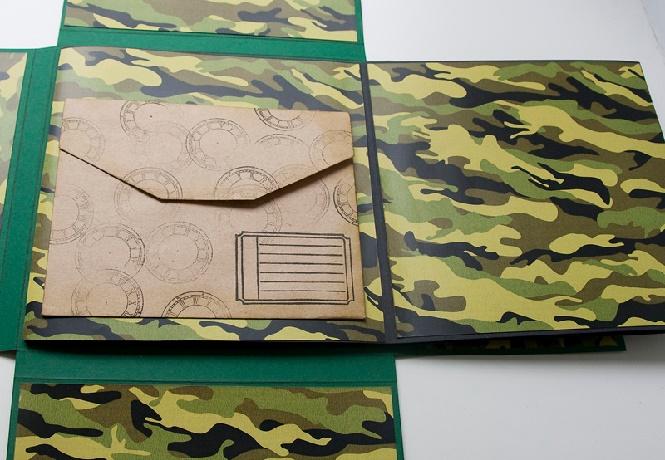 Почтовая коробка