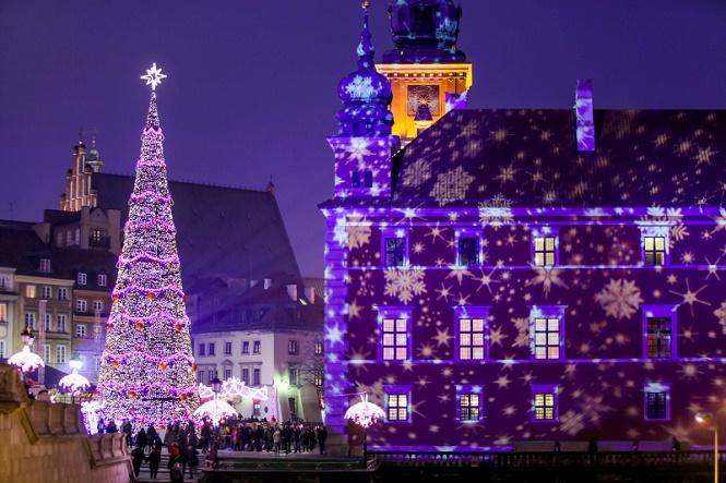 Варшавская новогодняя ночь