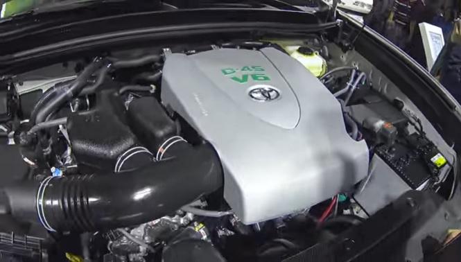Шести клапанный двигатель