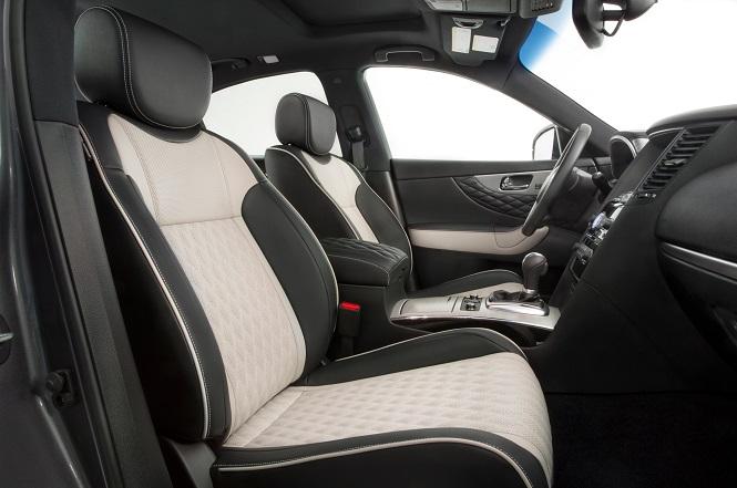 Водительское сиденье