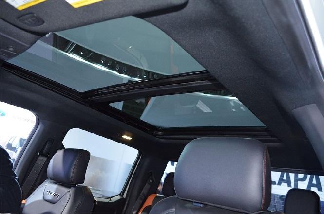 Окна в крыше кузова