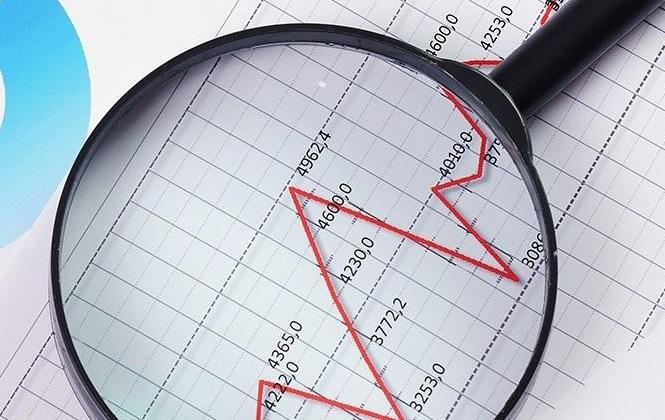 Графики роста и спадения цены кредита для банка