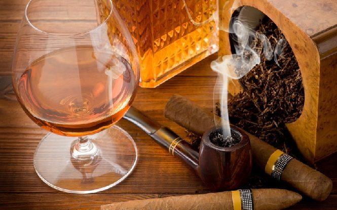 Правильный табак в трубке