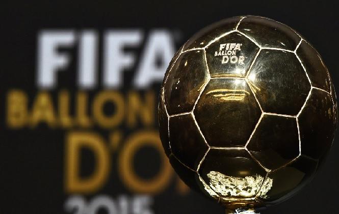 Главная награда в мире футбола