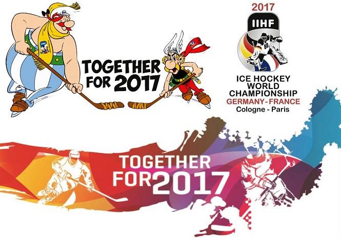 Логотипы и герои соревнований