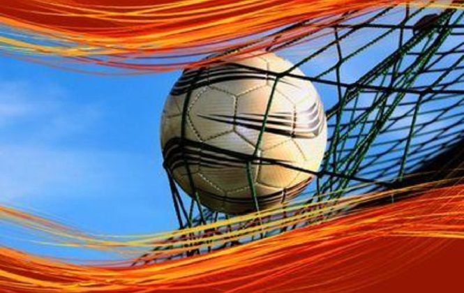 Прямое попадание мячом в ворота