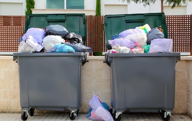 Контейнеры сортировки мусора