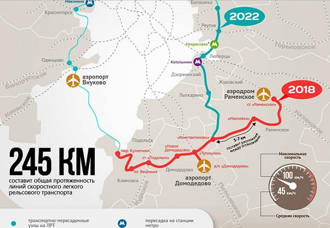 Схема наземного метро москвы со строящимися станциями