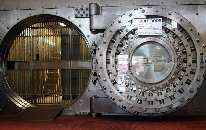 Сейф для сбережения денежных средств