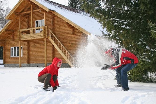 Турбазы под Уфой для встречи новогодних праздников