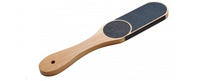 Терка для стоп деревянная сборная