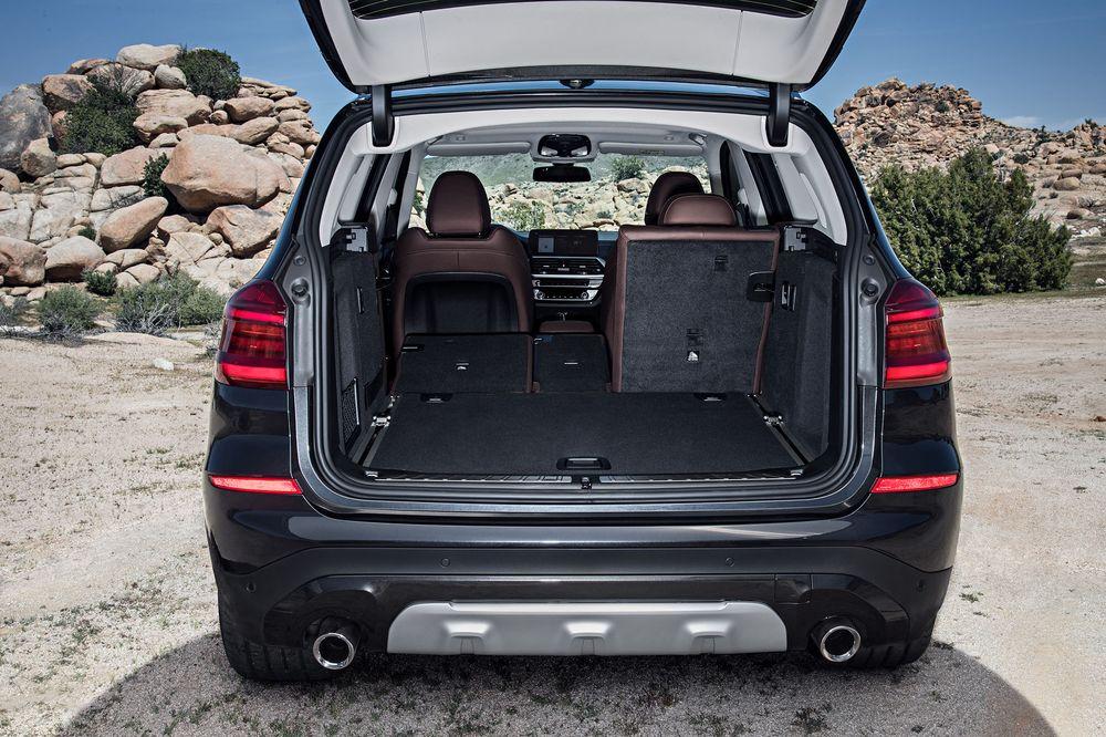 BMW X3 G01 багажник