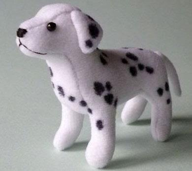 мягкая игрушка далматин
