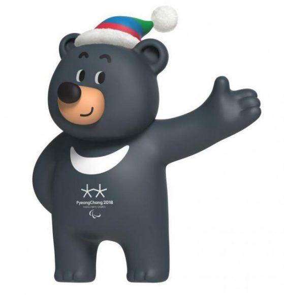 талисман Паралимпиады 2018