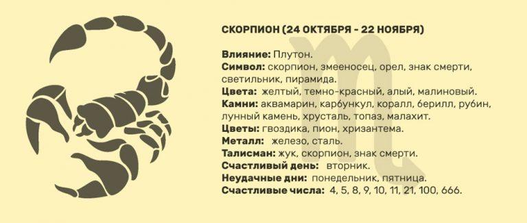 Яндекс гороскоп   сегодня скорпион женщи