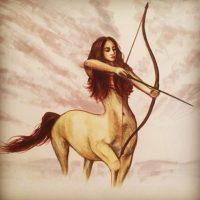 стрелец женщина