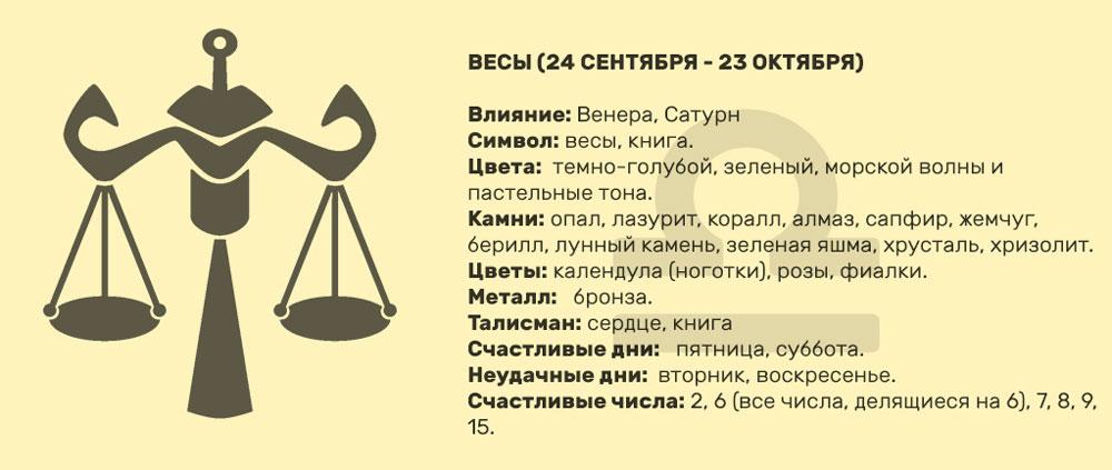 Весы гороскоп финансы на 19.112019 г