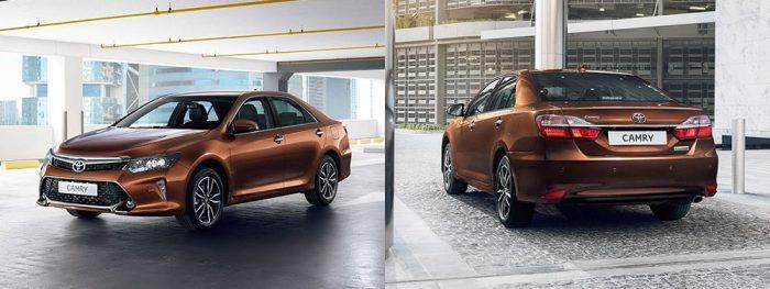 Тойота Камри 2018