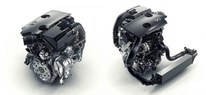 двигатель Инфинити QX50 2018