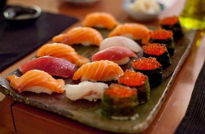 Лучшие суши
