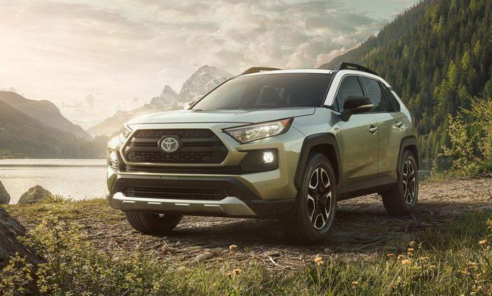"""Обзор нового поколения Toyota RAV4 2019 модельного года"""""""
