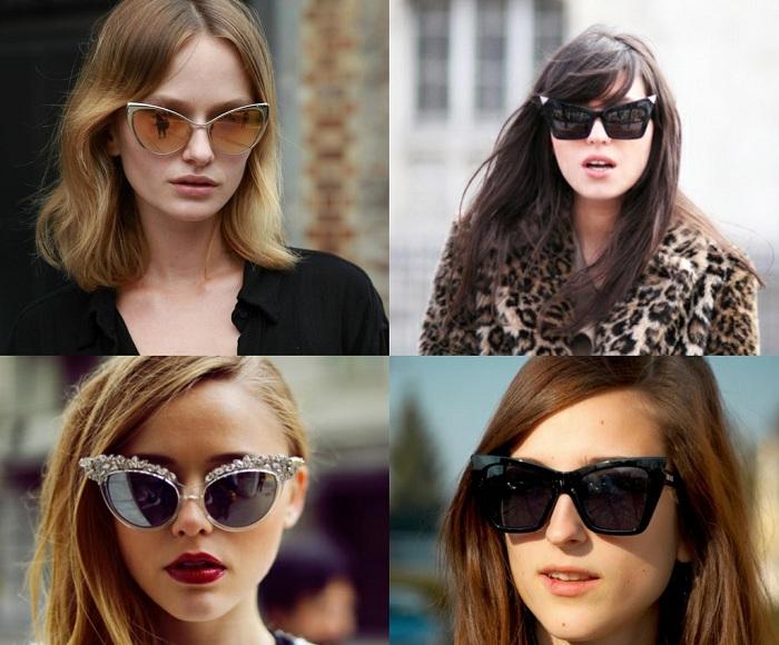 Модные очки весна-лето