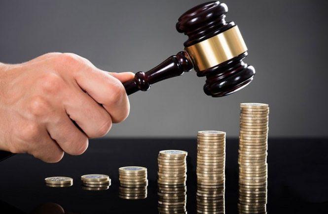 Повышение зарплат судьям в 2019 году