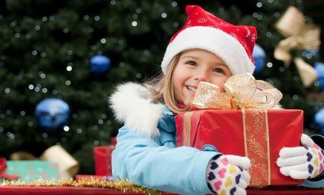Подарки на новый год 2020 для детей
