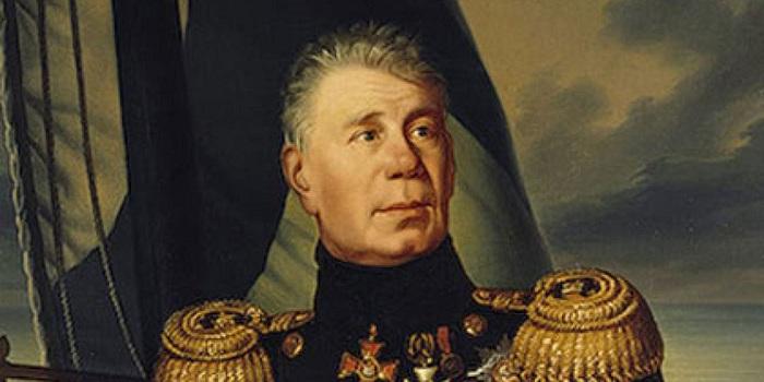 Иван Крузенштерн, мореплаватель