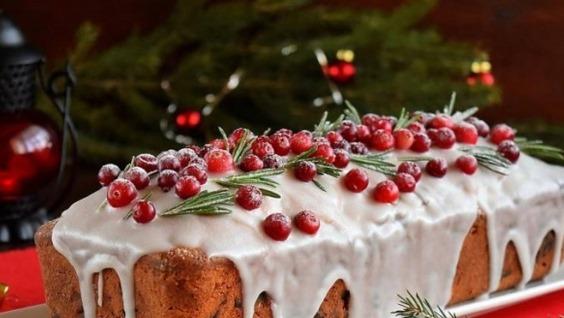 новогодний пирог рецепт